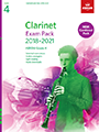 Clarinet Exam Pack